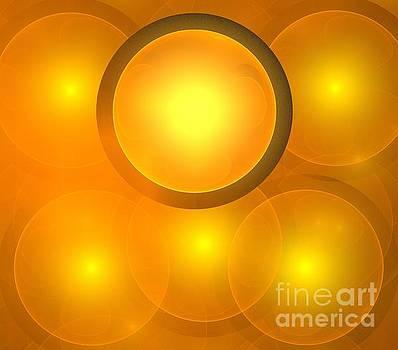 Solar Eclipse Dream by Kim Sy Ok