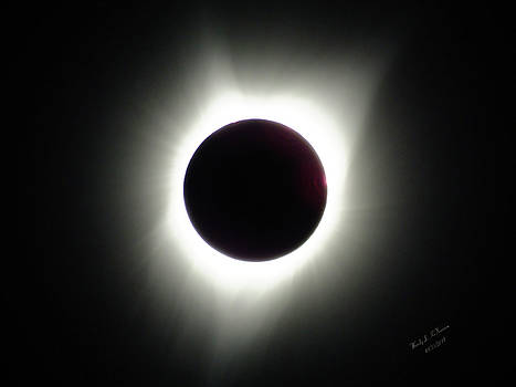 Solar Eclipse Totality Corona 2017 by Wendy McKennon