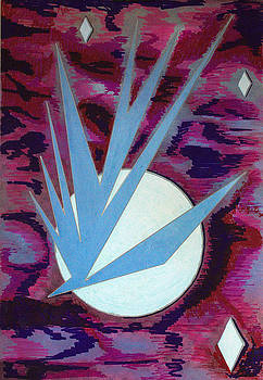 Solar Hawke #9 by J R Seymour