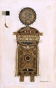 Solar Idol by Angelo Mazzoleni