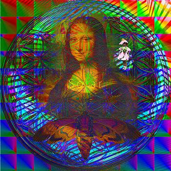 Solar Mona Lisa by Joseph Mosley