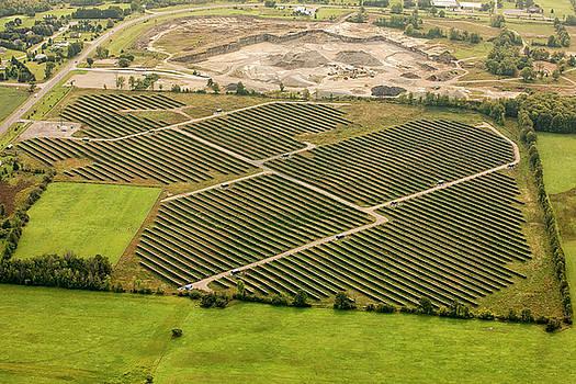 Solar Panels by Eunice Gibb