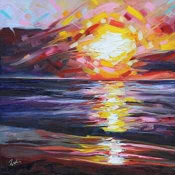 Solar Reflections by Eve  Wheeler
