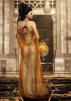 Solaria by Rachel Dudley