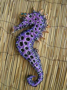 Sold Berry the Seahorse by Dan Townsend