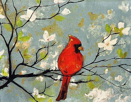 Amanda  Sanford - SOLD Breaking a Cardinal Rule