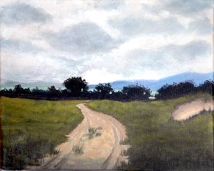 SOLD-Path to the sea-SOLD by Christopher Roe