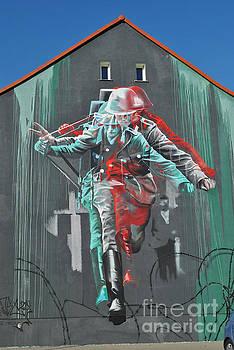 Jost Houk - Soldier Escape