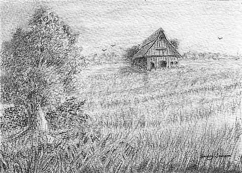 Solitude by Barry Jones