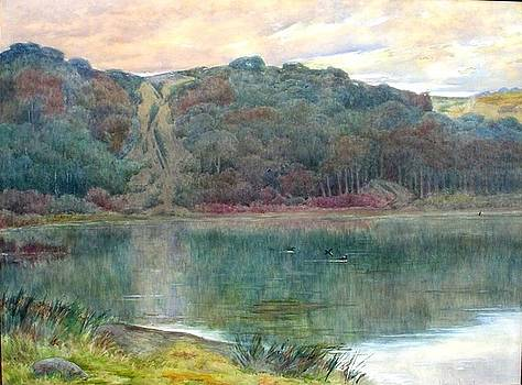Solitude by J Ambrose Pritchard