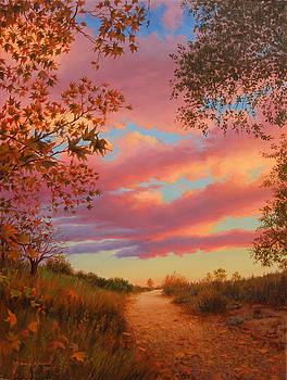 Solitude by Johanna Girard