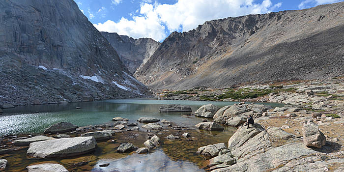 Solitude Lake, Colorado by Matthew MacPherson