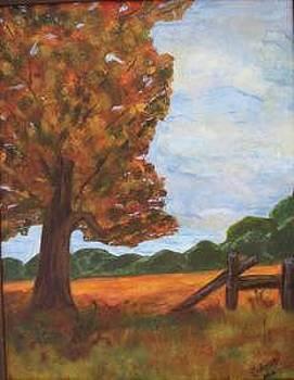 Solitude by Sandra Winiasz
