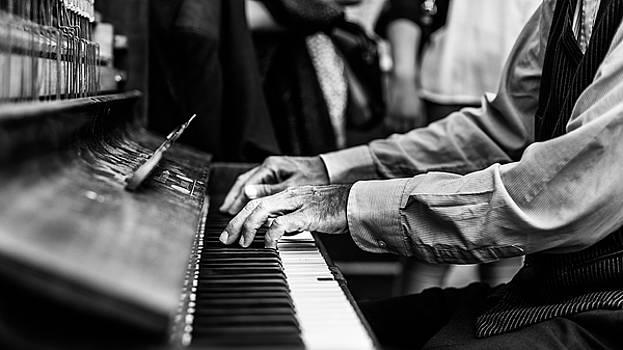 Soloist by Adrian Pollard