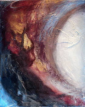Solstice Diptych  by Holly Anderson