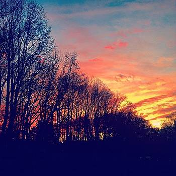 Solstice Sunset by Nicole Radlow