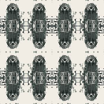 Somber Repetition by John Franek