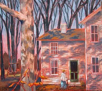 Somebody's Mother by Tony Caviston