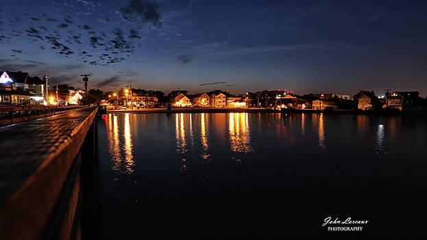 Somers Point Bayfront by John Loreaux
