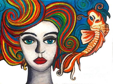 Something Fishy by Ashley Baldwin
