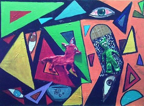 Somewere In The Twilight Zone by Jeffrey Foti
