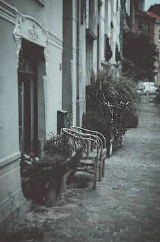 Somewhere in Gent by Elena Ivanova IvEA