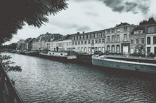 Somewhere in Gent. Part 2 by Elena Ivanova IvEA