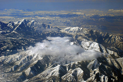 Somewhere Over the Rockies by Matthew Hall