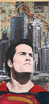 Son of Krypton by Anthony Jensen