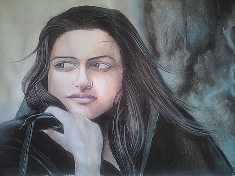 Sonakshi Sinha by Sandeep Kumar Sahota