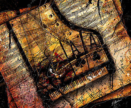 Sonata In Ace Minor by Gary Bodnar