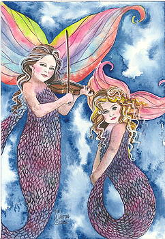 Song of the Sirens by Kim Sutherland Whitton