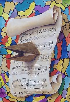 Songbird by Brian StewART