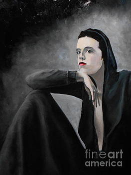Sonja in Flesh Tone by Michael John Cavanagh