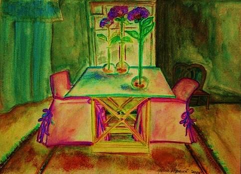 Sonya's Suite by Helena Bebirian