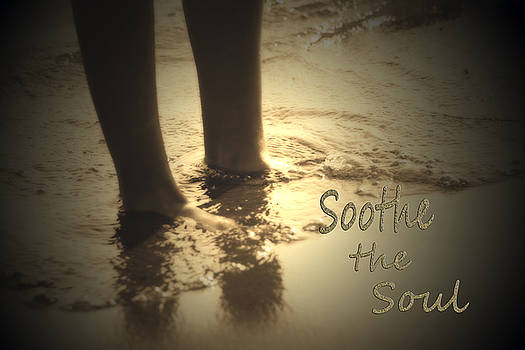 Cathy  Beharriell - Soothing Sand  Soothe the Soul