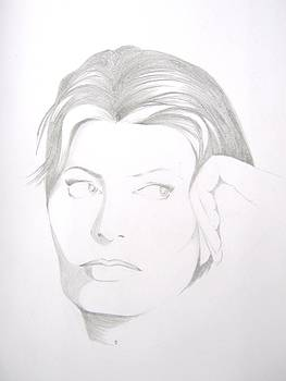 Sophia Loren by Sreekanth Anki