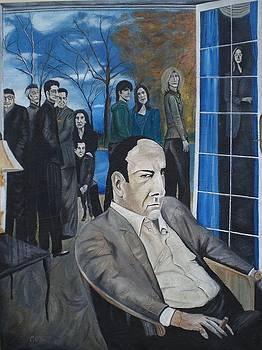 Sopranos by Colin O neill