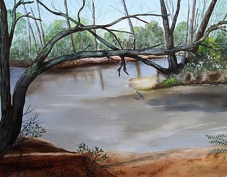 Soque River by Robert Benton