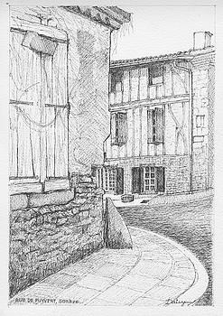 Soreze sketch by Dai Wynn