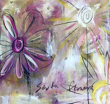 Sorta Flowers by Mary Gallagher-Stout