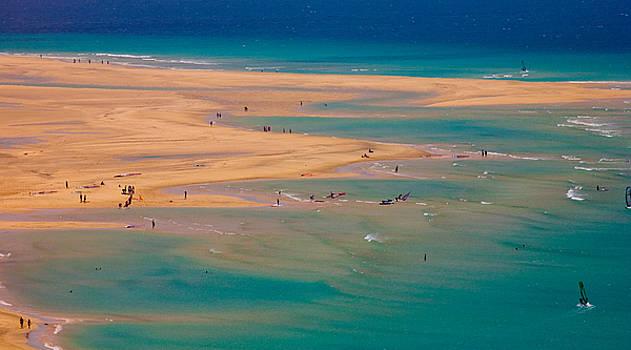 Sotovento Beach by Neil Buchan-Grant