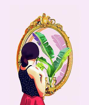 Soul Mirror by Uma Gokhale