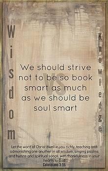 Soul Smart by David Norman