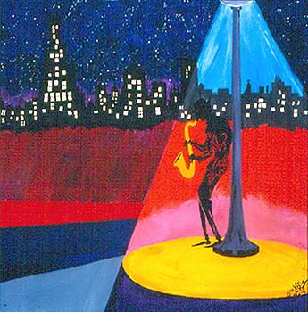 Soul Soliloquy Rendevouz by Melvin Robinson