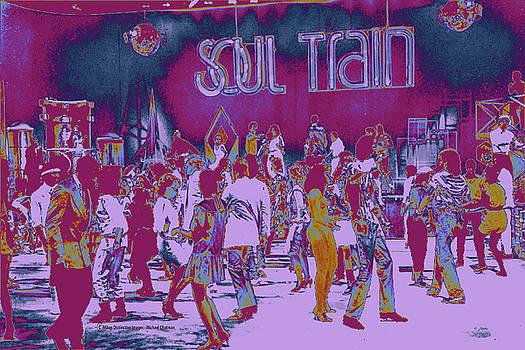 Soul Train Nostalgia by Michael Chatman