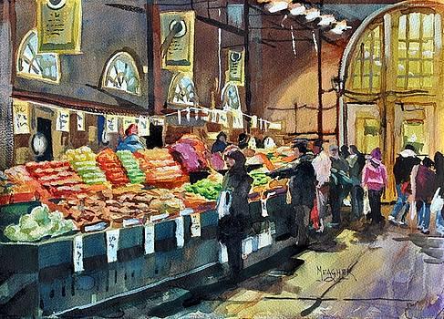 Soulard Farmers Market by Spencer Meagher