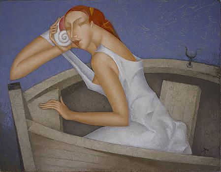 Sound of the sea by Nicolay Reznichenko