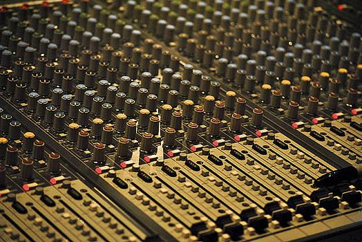 Soundboard by Kelly E Schultz