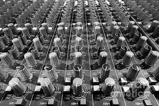 Soundboard by Patrick M Lynch